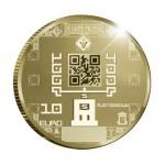 10 Euro goud - 100 jaar Muntgebouw voorzijde