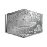 100 jaar muntgebouw penning van het prestigeset