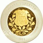 20 Euro Estland 2011 voorzijde