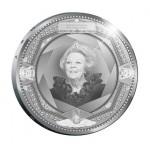 5 Euro zilver - 100 jaar Muntgebouw keerzijde