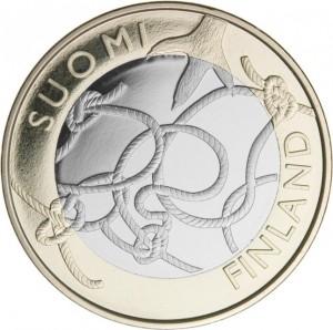 5 Euro Finland 2011 - Tavastia voorzijde