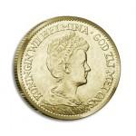Gouden tientje 1911