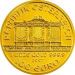 Wiener Philharmoniker Goud 1 oz - 100 Euro