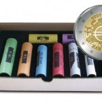 Dag van de Munt muntrollenpakket 2012 special edition