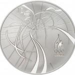 12 Euro Estland Olympische Spelen 2012 achterzijde