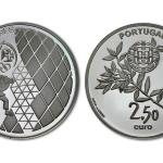 2,50 Eeuro Olympische Spelen London uit Portugal 2012 unc