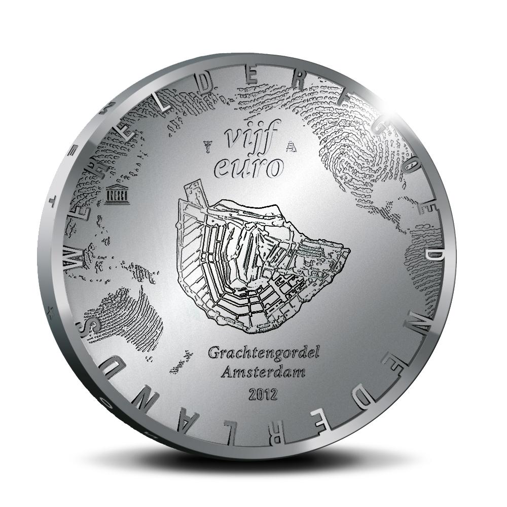5 euro munt nederland