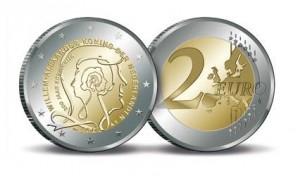 2 Euro 200 Jaar Koninkrijk