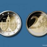2 Euro herdenkingsmunt Duitsland 2016