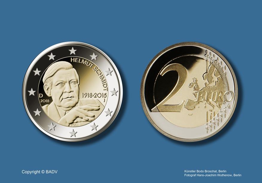 eerste uitgave euro munt